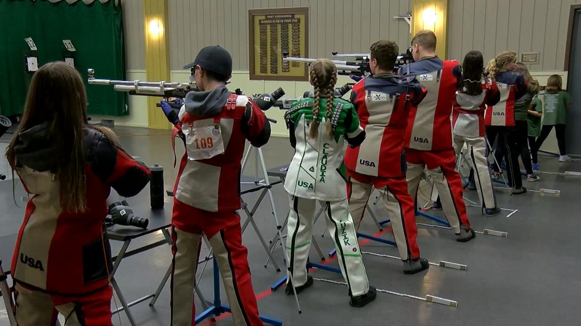 Northwest Ohio Air Rifle team sending five to the Junior Olympics