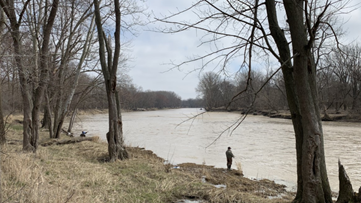 City of Maumee, neighboring communities  close fishing access points due to COVID-19 concerns