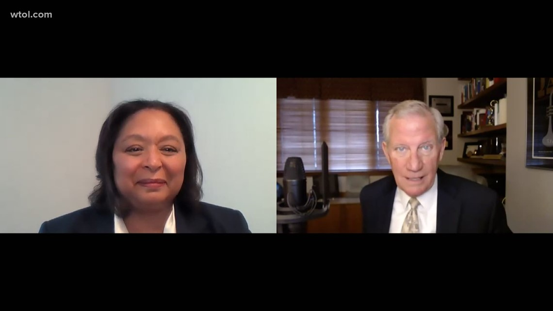 Dr. Dione Somerville | Leading Edge May 9