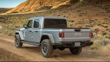 Toledo-made Jeep Gladiator named 2020 North American Truck of the Year