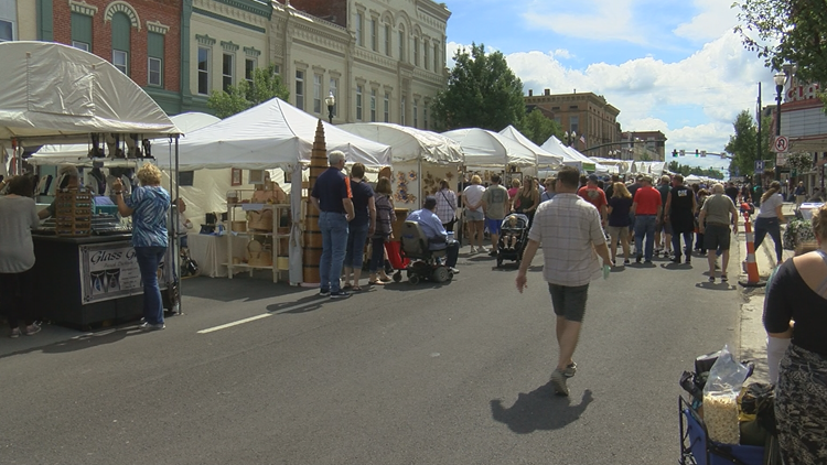 27th annual Black Swamp Arts Festival kicks off in Bowling Green