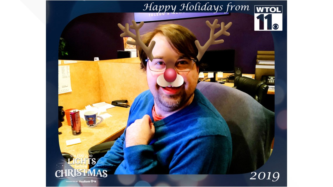 PHOTO BOOTH | Check out your Lights Before Christmas pics here