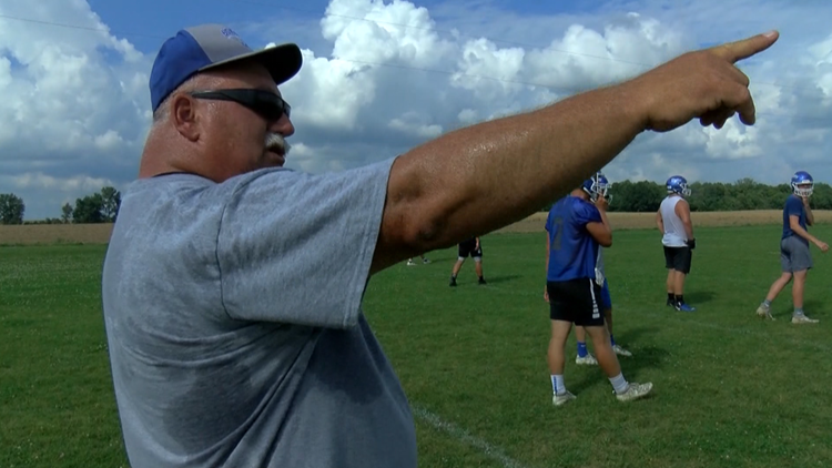 Friday Night Feature: Bob Olwin's coaching career spans over 40 years