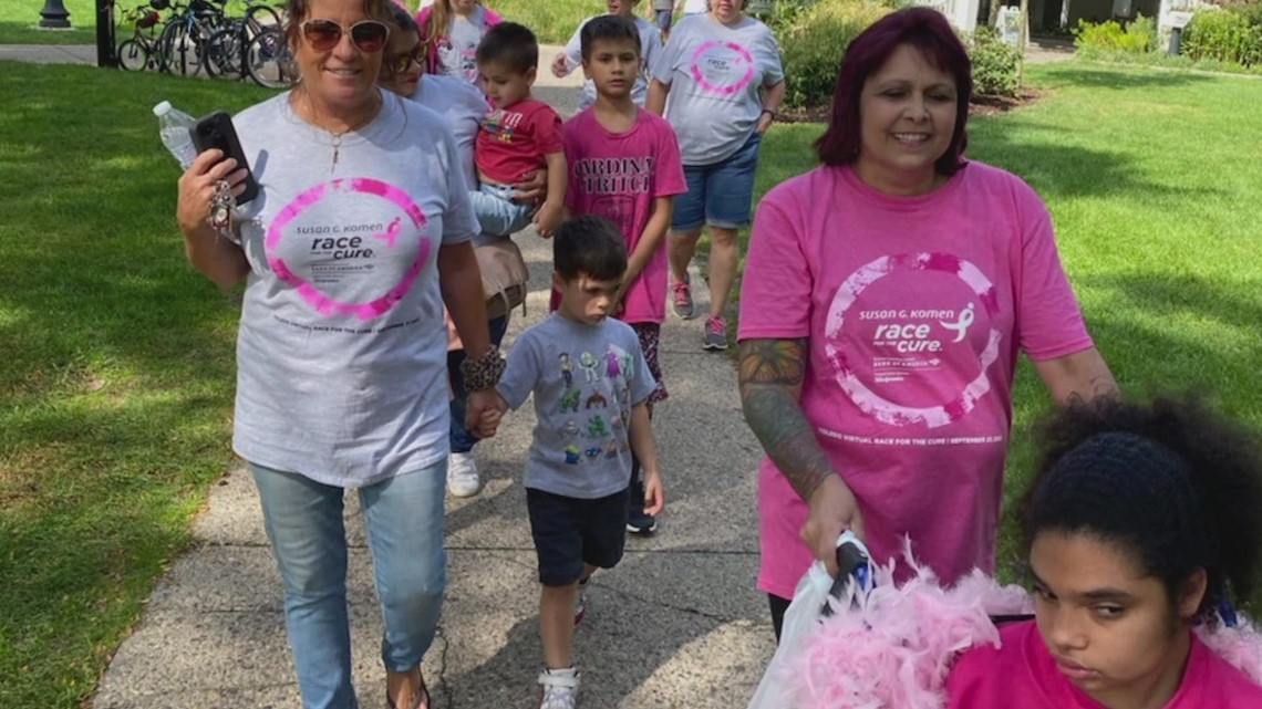 Susan G. Komen Northwest Ohio 2020 Toledo Race for the Cure in celebration of Sheryl Wingate