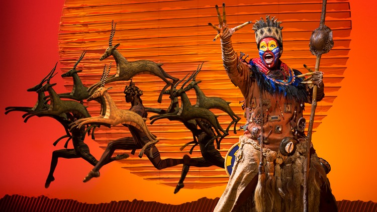 The Lion King - Buyi Zama (Rafiki)