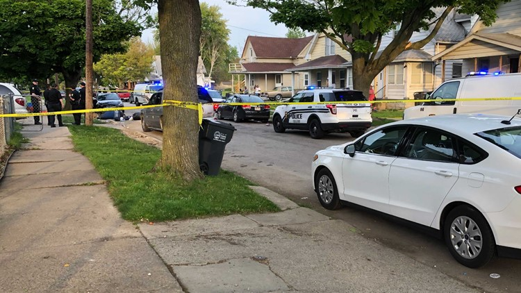 Man hospitalized after being shot in north Toledo
