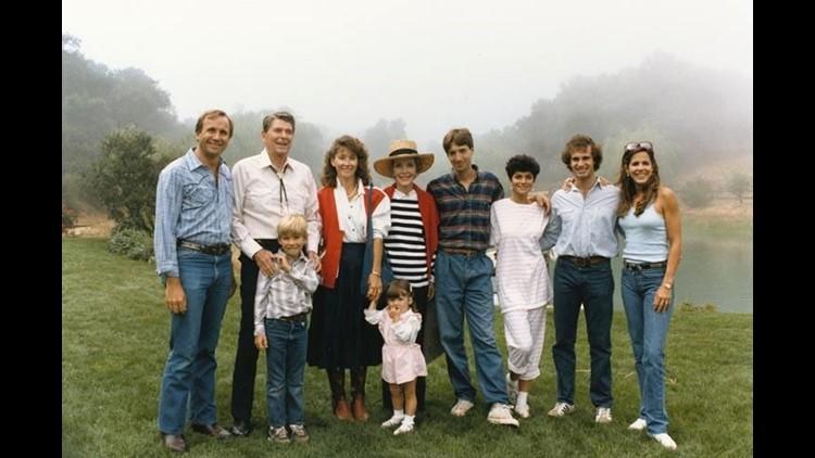 LA police: Ronald Reagan grandson arrested