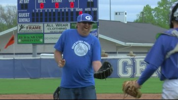 Anthony Wayne Generals honors their biggest fan
