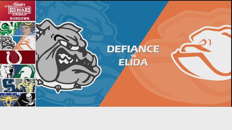 Big Board Friday Week 6: Defiance vs. Elida