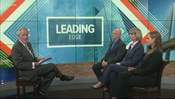 August 11: Leading Edge with Jerry Anderson — Guests Brian Dugger, Jennifer Bergeron and Sarah Martin (Part 2)