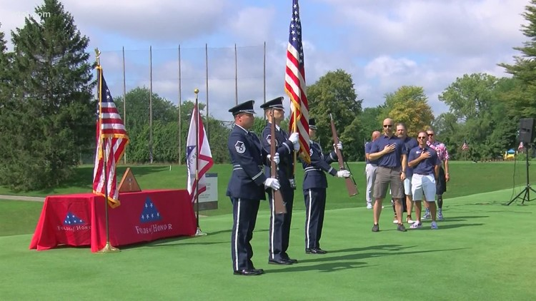 Folds of Honor golf outing aims to raise money for scholarships for fallen and injured heroes