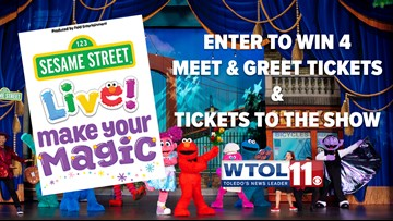 Congrats to our Sesame Street LIVE Winners!