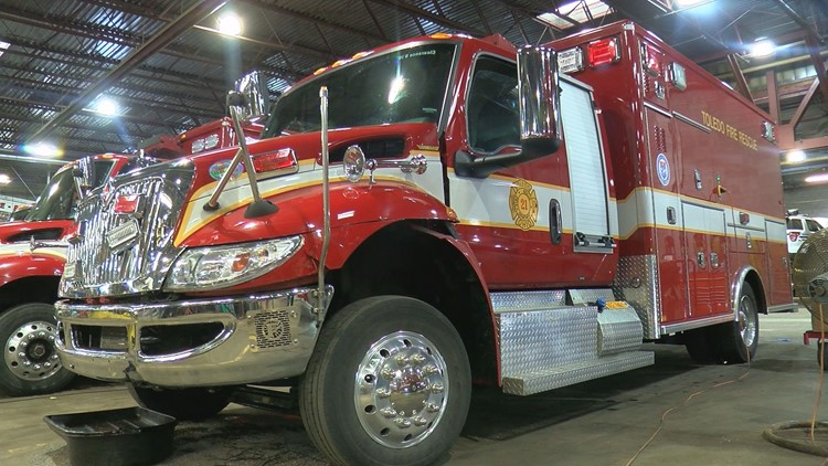 City of Toledo approves new contract for Toledo firefighters
