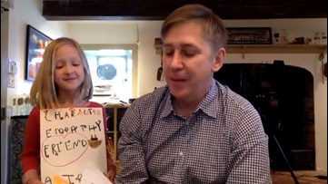 Class is in session: CBS News' Steve Hartman teaches 'Kindness 101'