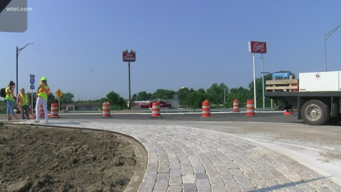 BG I-75 roundabouts to open this weekend