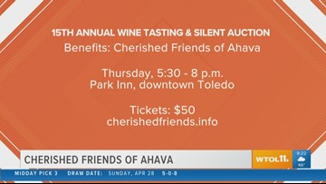 Cherished Friends of Ahava gives pampering, peace to those battling cancer