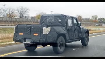 Toledo-built Jeep pickup to debut next week