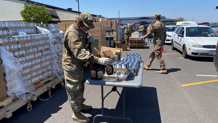 Fostoria Food Distribution