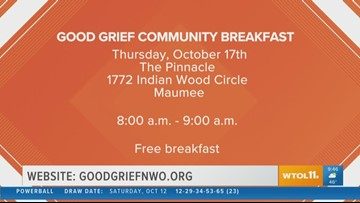 7th annual Good Grief Community Breakfast