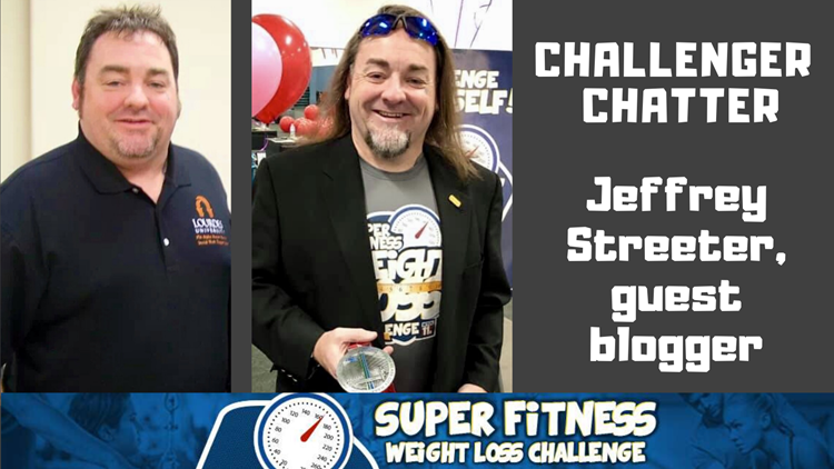 Super Fitness Weight Loss Challenge spotlight: Jeffery Streeter
