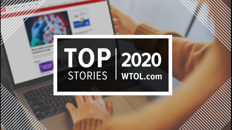 WTOL.com's most-read news stories of 2020