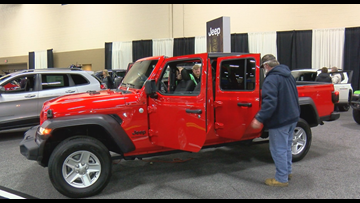 Locals react to new Jeep Gladiator's Toledo debut