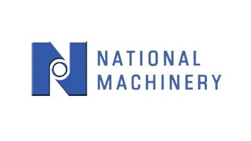 National Machinery logo