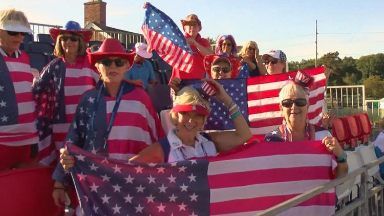 Solheim Cup fans bring tourism dollars to Toledo