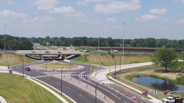 Long-awaited Dorr Street interchange opens at I-475 providing better access, convenience for drivers