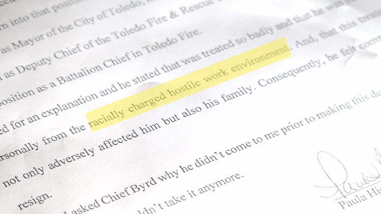 racially charged hostile work environment - court documents