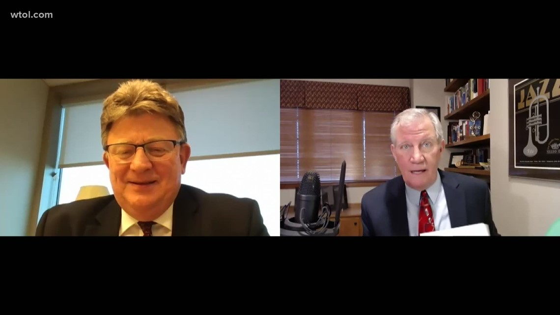 Feb. 7, 2021: Leading Edge with Jerry Anderson — Ohio Rep. Jim Hoops, R-Napoleon   Part 2