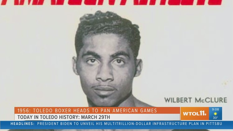 Middleweight boxer heads to Pan American Games, police accused of using 'truth serum' | Today in Toledo History