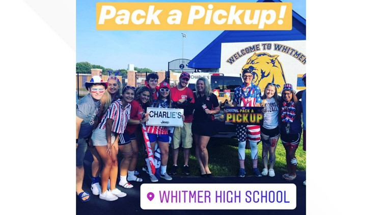 Pack-a-Pickup Challenge returns Aug. 30