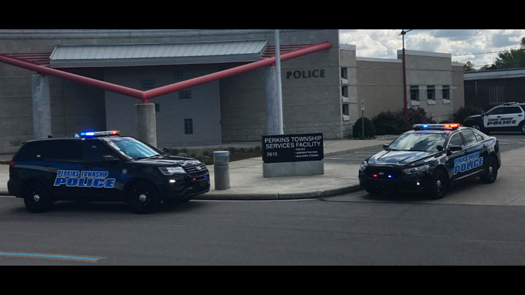 Local police department offers extra protection to school