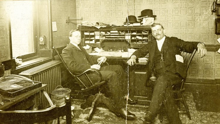 The 'Golden Rule' reform of the Toledo police 100 years ago