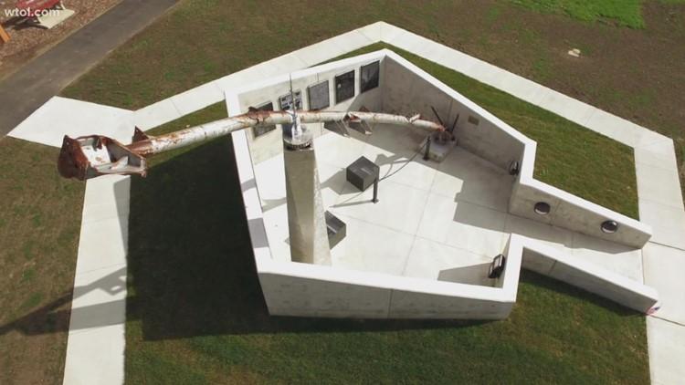 Gibsonburg memorial remembers 20 years since 9/11