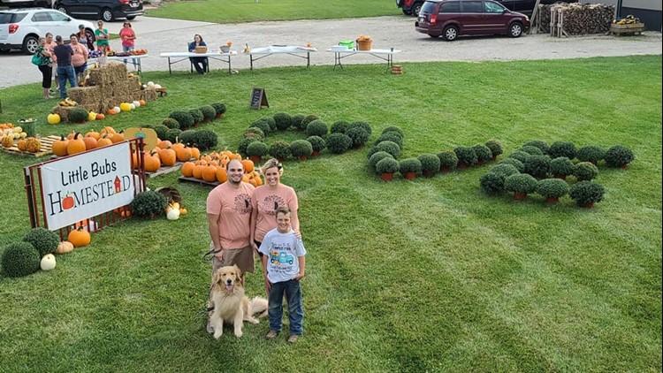 9-year-old farmer raises money to help teacher battling brain cancer