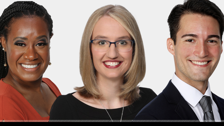 Welcome 3 new faces to WTOL 11: TaTiana Cash,  Diane Phillips and Michael Sandlin
