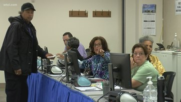 Ohio Health Department director orders all polls to be closed Tuesday