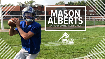 Athlete of the Week: Mason Alberts