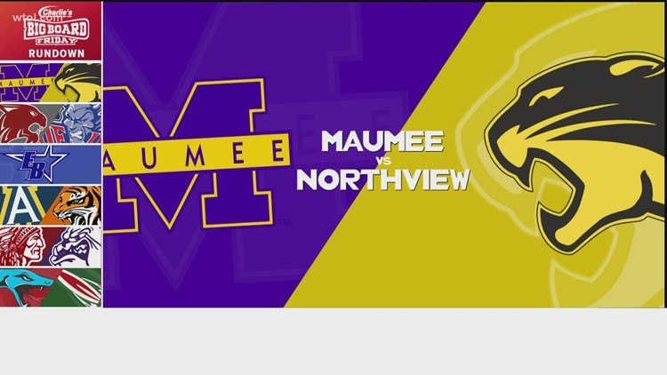 Big Board Friday Week 5: Northview vs. Maumee