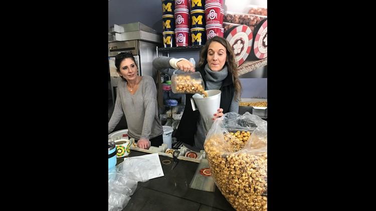 It's poppin' this holiday season at Rachel Michael's Gourmet Popcorn