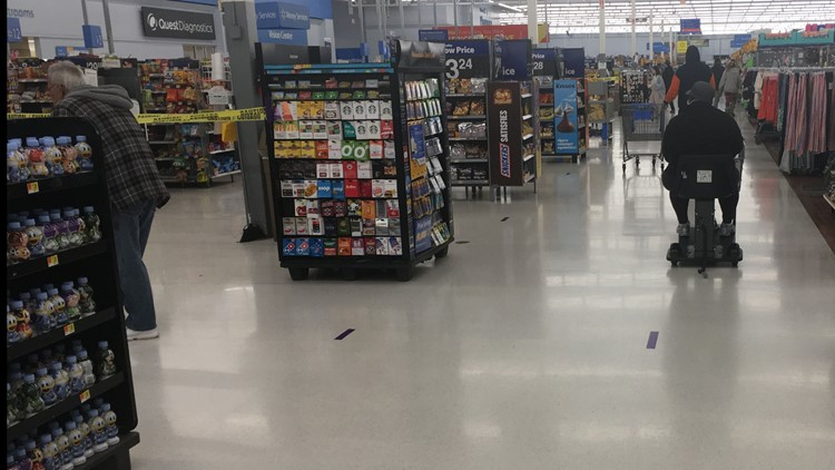 Central Avenue Walmart