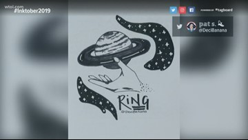 WHAT'S TRENDING: 'Inktober' encourages artists to create all month long