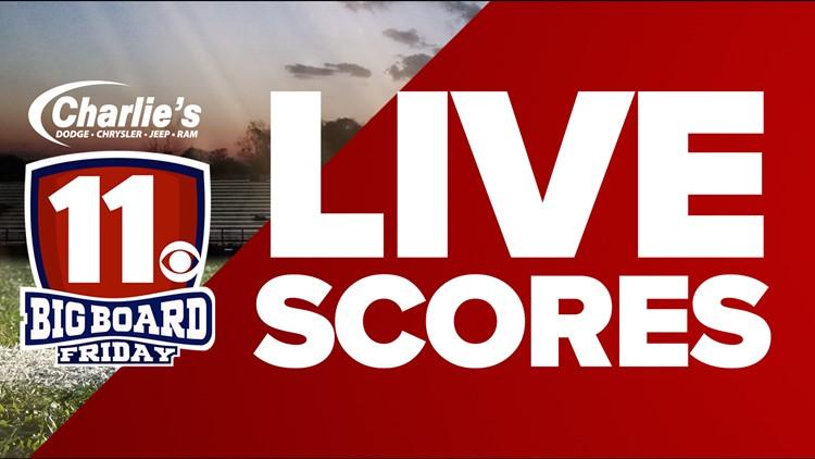 Live HS football scores