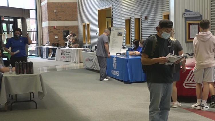 Terra State career fair highlights manufacturing and skilled trades job opportunities for students