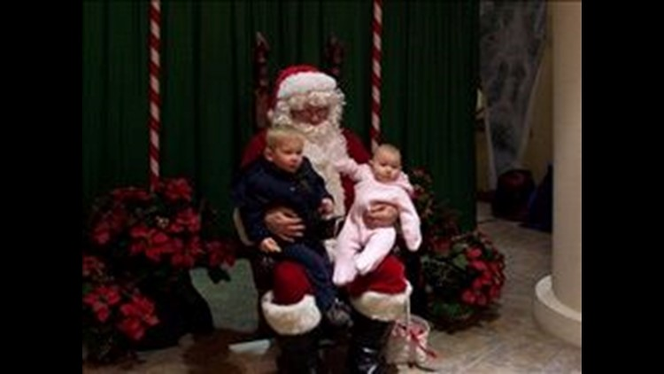 Santa to make appearance at Fallen Timbers Friday
