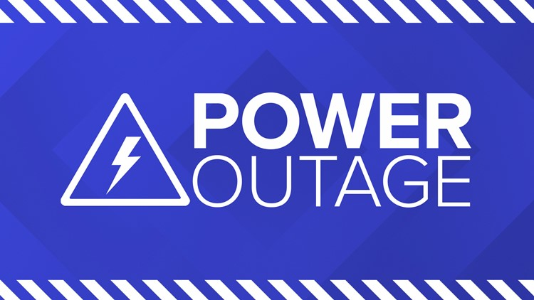 Storms knock out power for thousands across the area