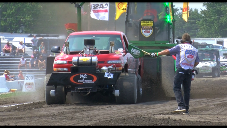 Full Pull! The National Tractor Pulling Championship in BG is back this year