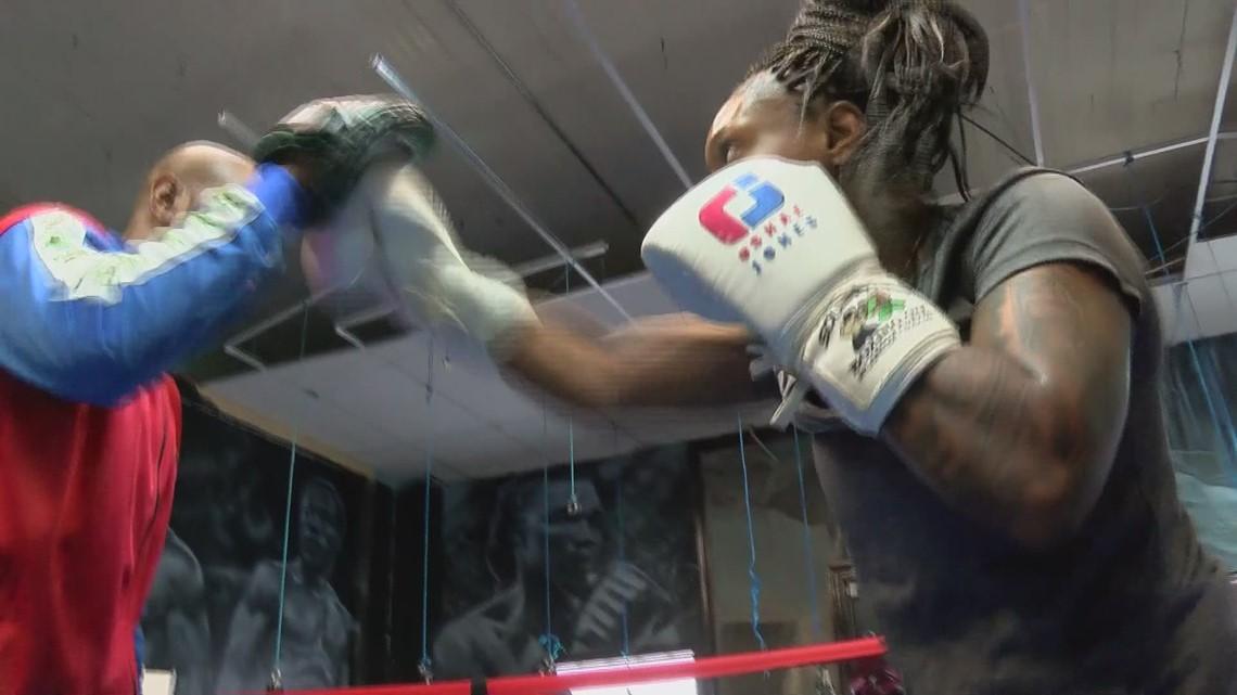 Toledo boxer Oshae Jones preparing for Olympics through hardship